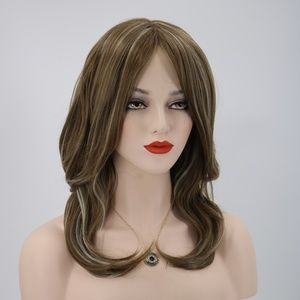Accessories - hair highlights wig